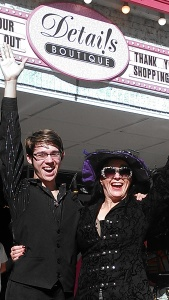 William and Holly from Adventures in dance at Details in Historic Littleton