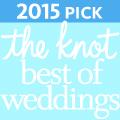Adventures in Dance Named WINNER In  THE KNOT BEST OF WEDDINGS 2015