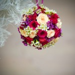 ballroom dance flowers