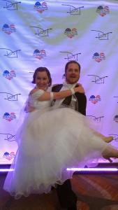 Ballroom Dance Bride