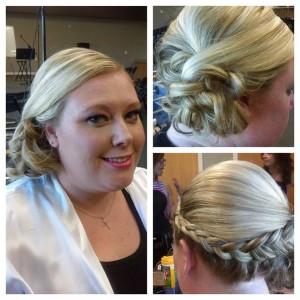 Lindsey Wedding Braid