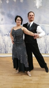 Dancers Jessica Craig