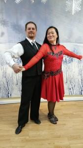 Dancers Shayao Craig