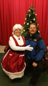 Mrs. Santa and Craig