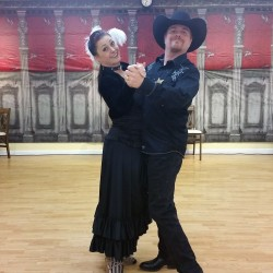 Country Western Dancers