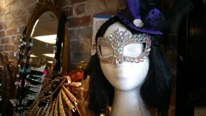 rhinestone accessories at Grandpa's Attic Littleton