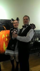 Cat can Ballroom dance craig & Robyn