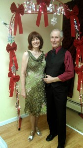 Adult Dance Couple Larry & Sheryl