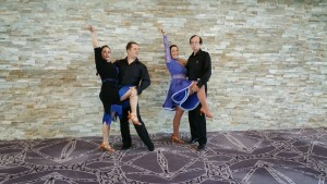 Ballroom Competition dancers
