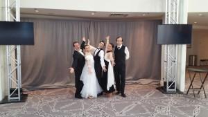 Ballroom Dance competetors