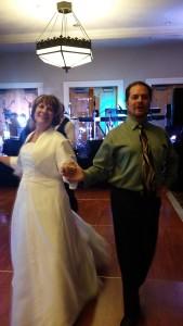 Craig and Linda Dancing
