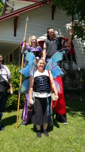 Stilt Fairies