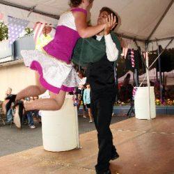 Ballroom Dance Denver Lindy hop Jump