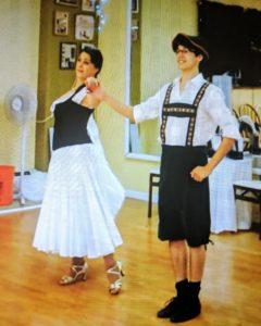 Polka Dancers