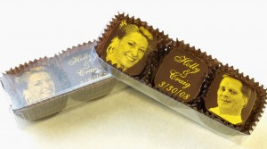 ballroom dancers Craig & Holly chocolatevisions_wedding favors3pack