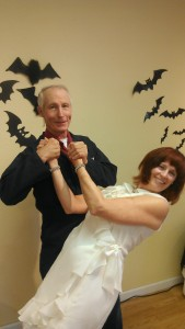 Larry & Sheryl dance drop
