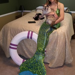 catfish mermaid