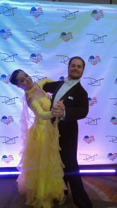International Standard Ballroom Dancers