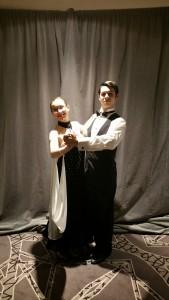 Robyn and Bill Ballroom dance