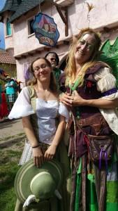 hobbit and fairy