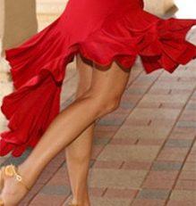 salsa aerobics dance class