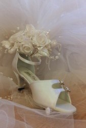 David and Llyndsey shoe