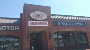 Compleat Couture, bridal and formal
