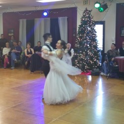 Christmas Dancers