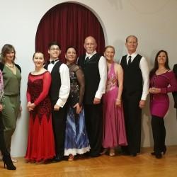 Winners of the Smooth Ballroom Scholarship