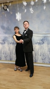 Dancers Kari Tim