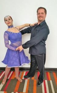 Robyn and Craig Denver Dance Jam