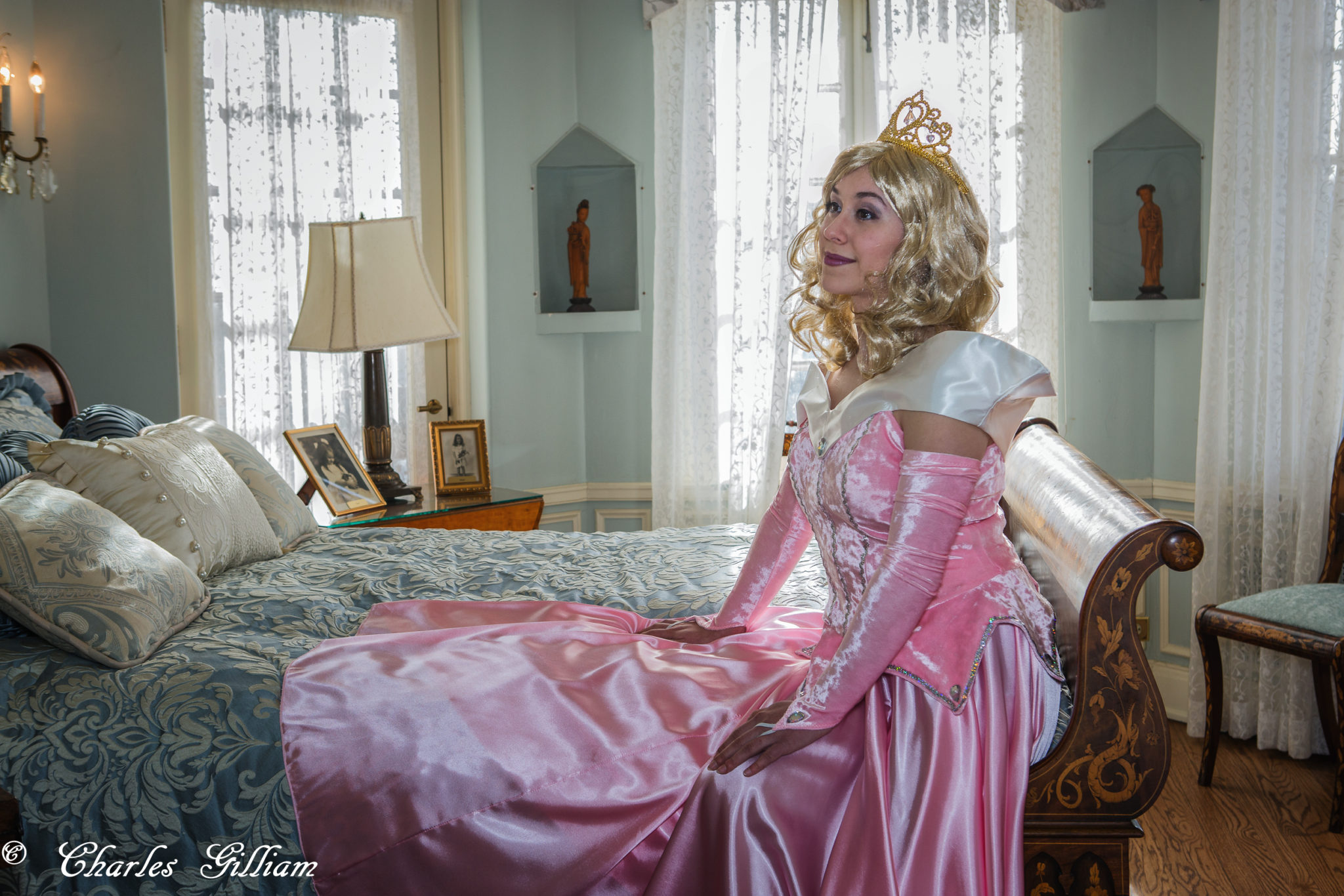 Briar Rose sleeping beauty