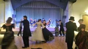 Vintage Victorian Viennese waltz
