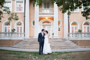 wedding at Grant-Humphries Mansion Denver