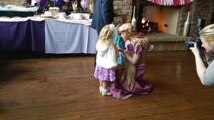 Rapunzel at Pradera