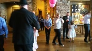 Dancing at Pradera Country Club