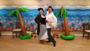Pirates Holly & Craitg