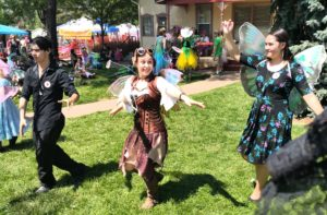 steampunk Fairy dance