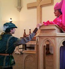 Robin Hood and Maid Marion Disney