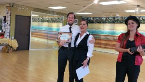 Rodolfo Dance award