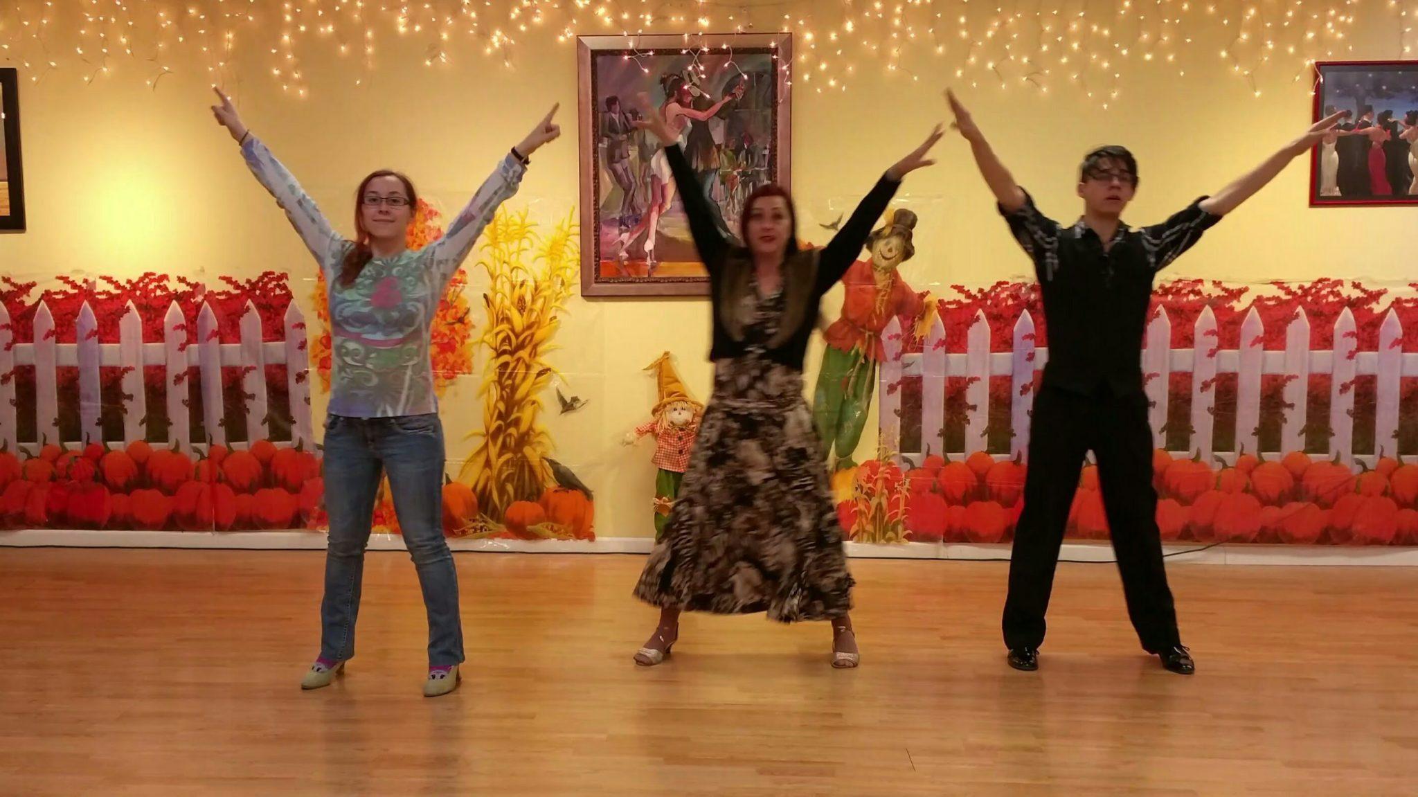 How To Dance The Tur Duck En