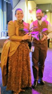 Victorian Dance Couple
