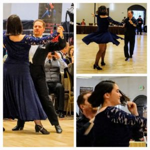 Sabrina ballroom and Latin dance