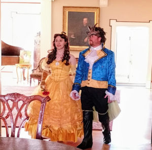 Belle Beauty and beast dance