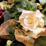 Wedding dance flowers