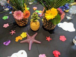 Luau Dance Seashells