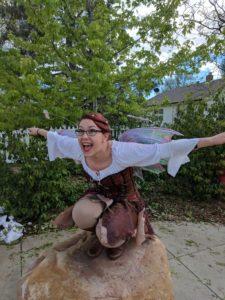 Robyn Faerie Dances