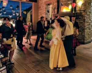 dancing with Kaliegh wonderstruck
