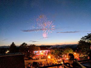 Littleton fireworks