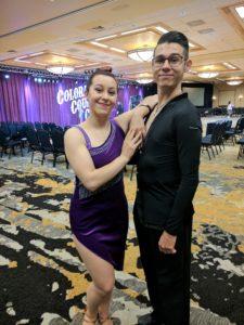 Robyn & Bill Colorado counrty dance classic